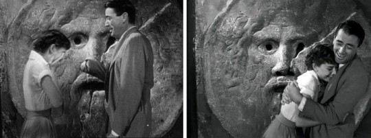 Mouth of Truth in Roman Holiday