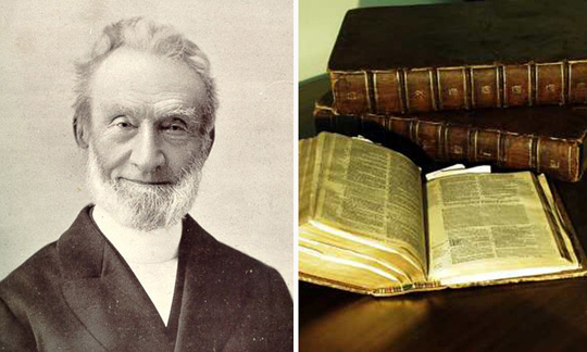 George Muller and Bible