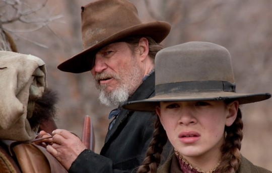 The Coen Brothers' True Grit (2010)