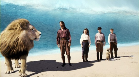 Walden Media's Chronicles Of Narnia: Voyage Of The Dawn Treader (2010)