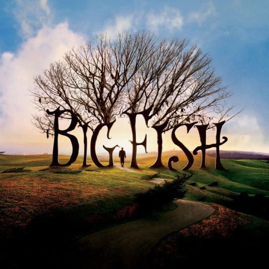 Tim Burton's Big Fish starring Ewan McGregor