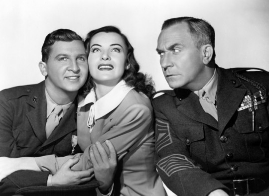 Preston Sturges' Hail The Conquering Hero
