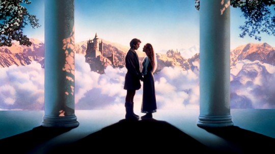 Rob Reiner's Princess Bride starring Cary Elwes and Robin Wright