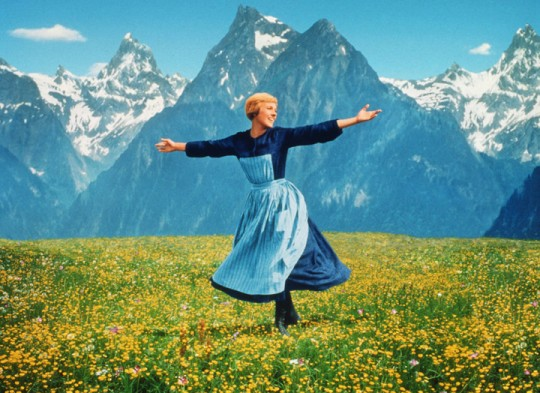 Robert Wise's Sound Of Music starring Julie Andrews