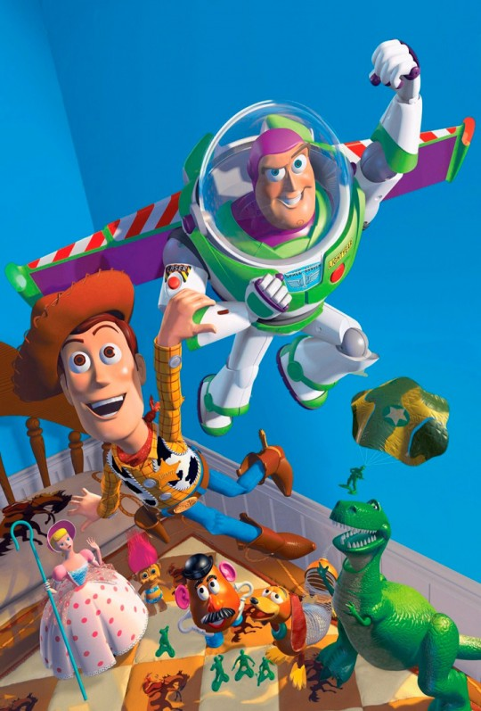 Disney-Pixar's Toy Story Movie