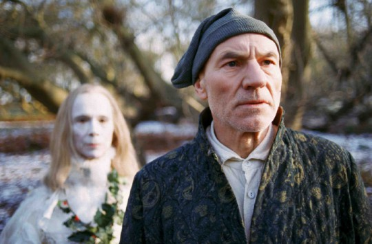 Charles Dickens' A Christmas Carol - Scrooge as played by Patrick Stewart
