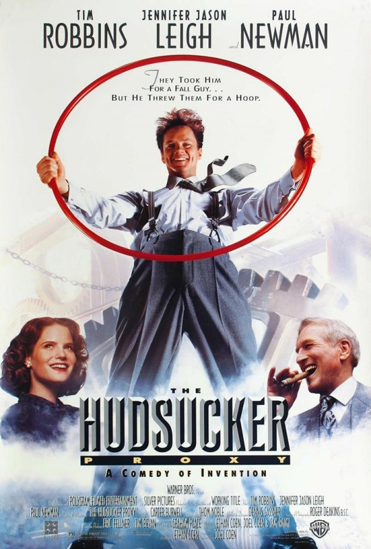 The Hudsucker Proxy Movie