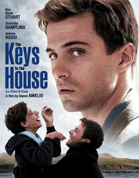 Keys To The House (Le Chiavi di Casa) Movie Poster