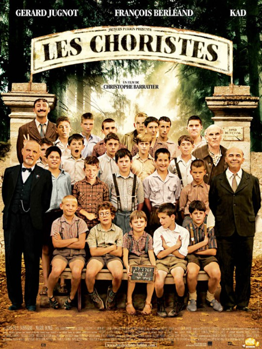 The Chorus (Les Choristes) Movie Poster