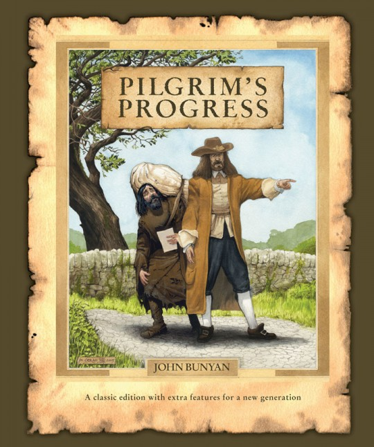 John Bunyan's Christian classic, The Pilgrim's Progress