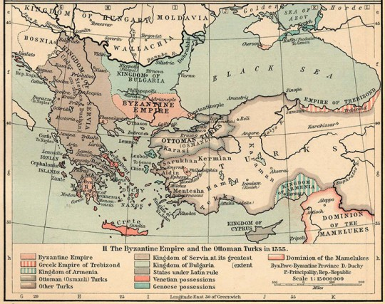 Crusades - Early Ottoman Empire