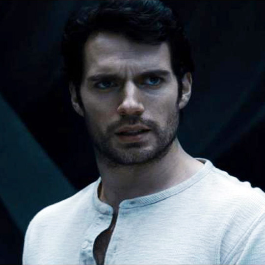 Henry Cavill as Clark Kent, alias Superman