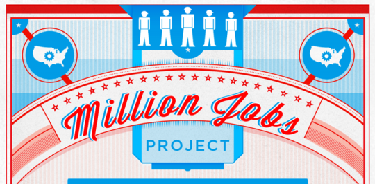 Million American Jobs Project Web Site