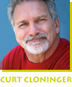 Actor Curt Cloninger