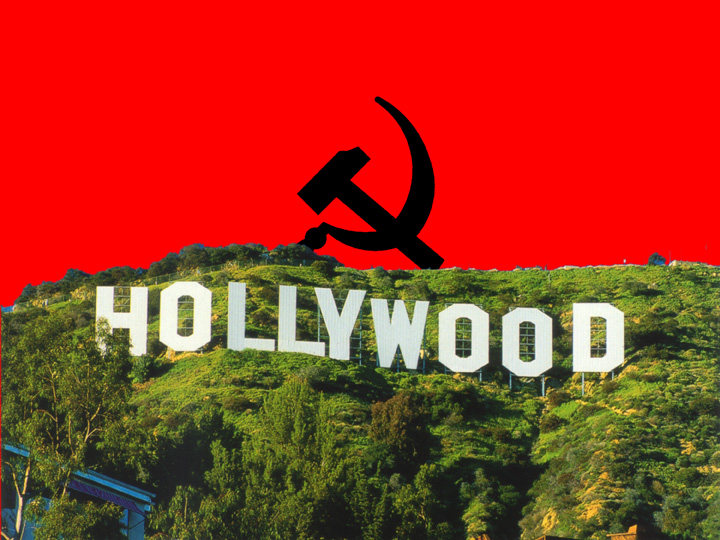 Communism's Useful Idiots in Hollywood and the Media